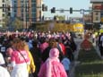 "<a href=""/newsinfo/graphics/media_kit/pinkribbon/loco_omaha2.jpg"">High-Res Version</a><br>UP 7400 along the Walk route for Komen Nebraska"